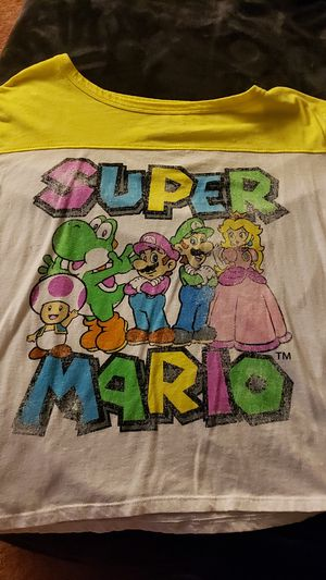 Super Mario Baseball tee for Sale in Riverbank, CA