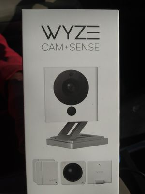 WYZ CAM + SENSE for Sale in Norfolk, VA