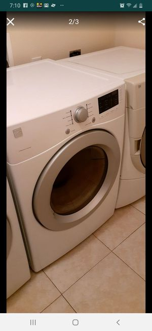 Kenmore washer and dryer for Sale in Kissimmee, FL