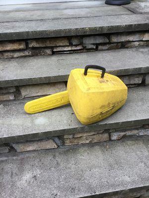 Chainsaw McCulloch CASE for Sale in Concord, MA