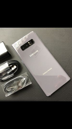 SamSung Galaxy Note8 :Excellent Condition ,Factory Unlocked. for Sale in VA, US