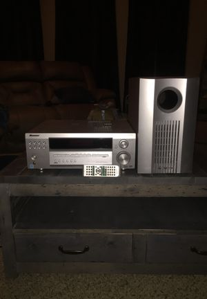 Pioneer VSX-D 514-S for Sale in Houston, TX