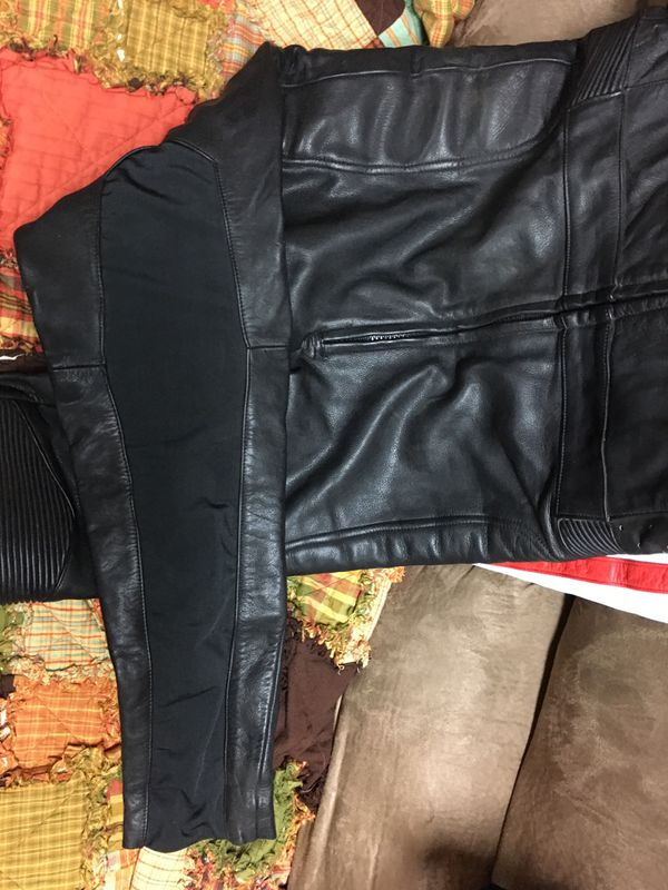 Vetter motorcycle one piece leathers Men 44