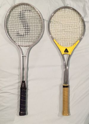 Set Of 2 Tennis Rackets (Lady Melbourne & Spalding) for Sale in Miami, FL