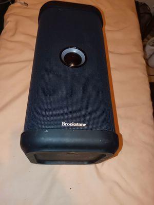Brookstone Bluetooth speaker for Sale in San Bernardino, CA