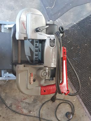 Milwaukee high torque band saw for Sale in Petersburg, IN
