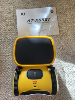 Smart voice control robot (great Christmas gift) for Sale in Virginia Beach, VA