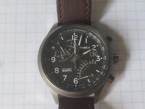 Timex Intelligent Quartz Chronograph Watch for Sale in Pooler, GA