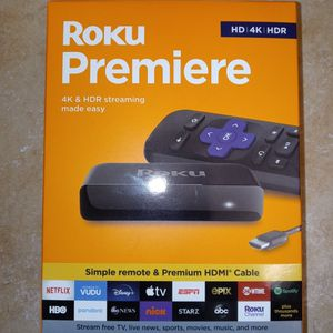 Roku Premiere (New) for Sale in Kissimmee, FL