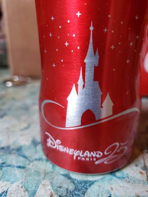 Disneyland Paris France 25th Coca-Cola bottle for Sale in Carrollton, GA