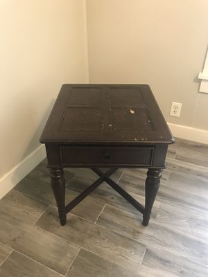 End Table for Sale in Fort Worth, TX