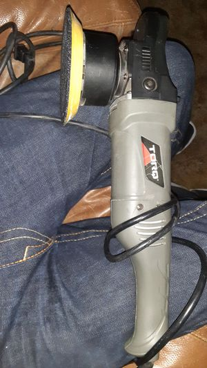 Torque random orbital polisher for Sale in Bakersfield, CA
