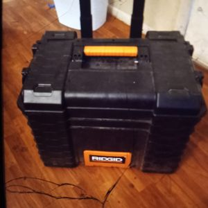 Rigid Tool Box Full Of Almost Every To U Can Think Of for Sale in Mesa, AZ