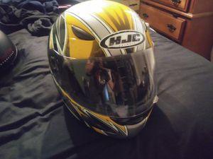 Hjc motorcycle helmet great shape for Sale in Portland, OR