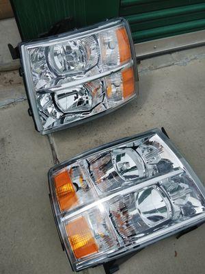 Chevy Silverado (new) Headlights for Sale in Fresno, CA