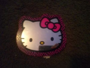 Hello Kitty mirror for Sale in San Antonio, TX