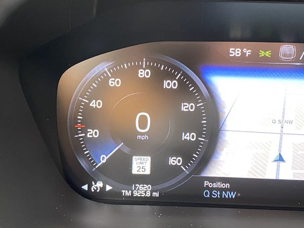 2018 XC60 AWD POLESTAR