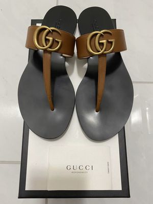 Gucci Marmont Thong Sandals for Sale in West Palm Beach, FL