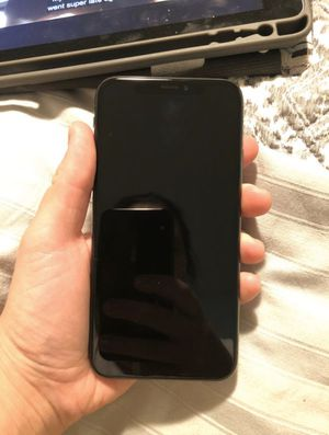 Iphone x 256 factory unlocked for Sale in San Jose, CA
