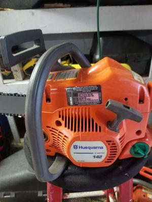 Husqvarna 142e chainsaw for Sale in Oklahoma City, OK