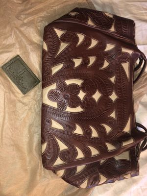 Leaders in Leather purse for Sale in Tamps., MX
