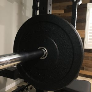Brand New In Box Pair Olympic 35 Lb Bumper Weight Plates for Sale in Chula Vista, CA