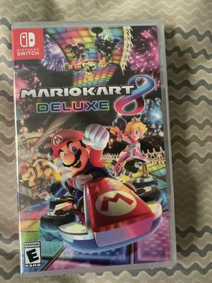 Mario kart 8 Nintendo switch for Sale in Orlando, FL