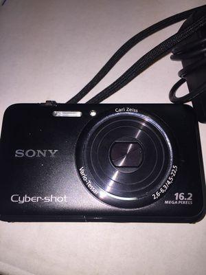 Like New: Sony Cyber-shot Dsc-wx9 16.2mp Digital Camera - Black for Sale in Greenville, MS