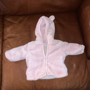 Newborn Girl Jacket & Accessories for Sale in Cypress, TX