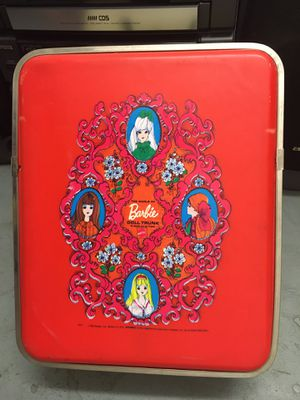 Mattel 1960s/70s World of Barbie trunk for Sale in San Diego, CA