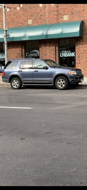03 Ford Explorer for Sale in Bridgeport, CT