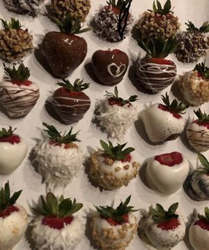 Chocolate covered strawberries for Sale in Avondale, AZ