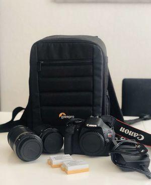 Canon Rebel T3 Digital Camera Set for Sale in Hayward, CA