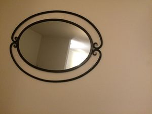 Oval mirror-- Wall Decor for Sale in Midlothian, VA
