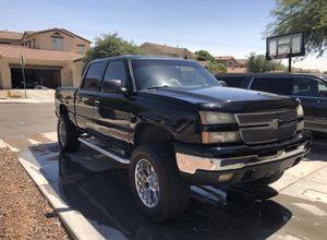 2006 Chevy Silverado for Sale in Goodyear, AZ