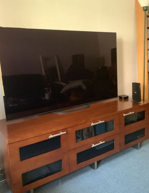 Like new TV stand for Sale in Independence, KS