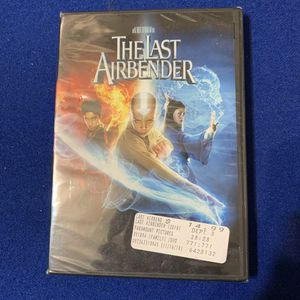 THE LAST AIRBENDER DVD FACTORY SEALED for Sale in San Diego, CA