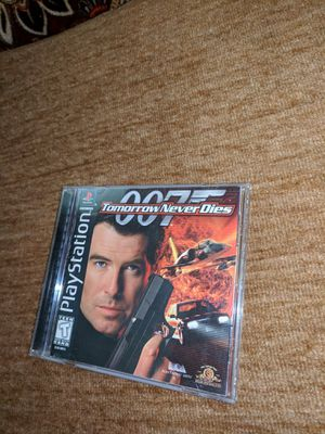 James Bond: Tomorrow Never Dies (PS1) for Sale in Kingsport, TN