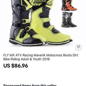 Fly Maverik Mx Boots for Sale in Park Rapids, MN