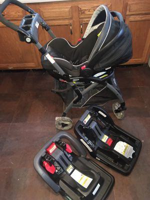 Graco car seat bundle for Sale in Caryville, TN