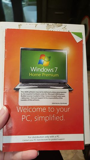 Windows 7 Program for Sale in Coral Gables, FL