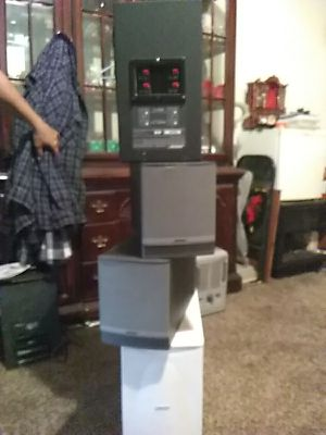Bose multimedia speakers for Sale in Cutler, CA
