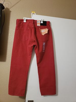 501 levis SIZE 34x26 MENS for Sale in Phoenix, AZ
