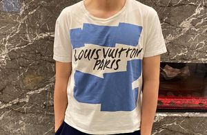 Louis Vuitton Malletier Paris Tee for Sale in Needham, MA