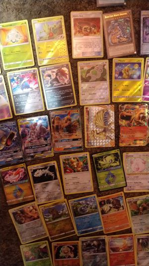Holo Pokemon cards for Sale in Salem, OR
