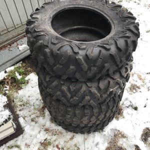 """28"""" razr utv tires for Sale in Mountlake Terrace, WA"""
