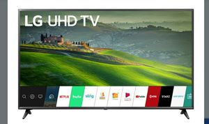 "LG - 65"" - LED Series- Smart - 4K UHD TV with HDR for Sale in Miami, FL"