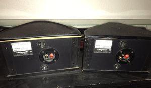 2 Klipsch surround sound speakers for Sale in Modesto, CA