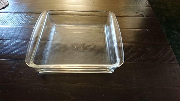 Vintage PYREX Baking Dish 8 inch