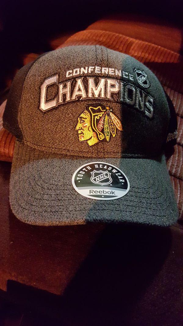 kids Chicago Blackhawks hat